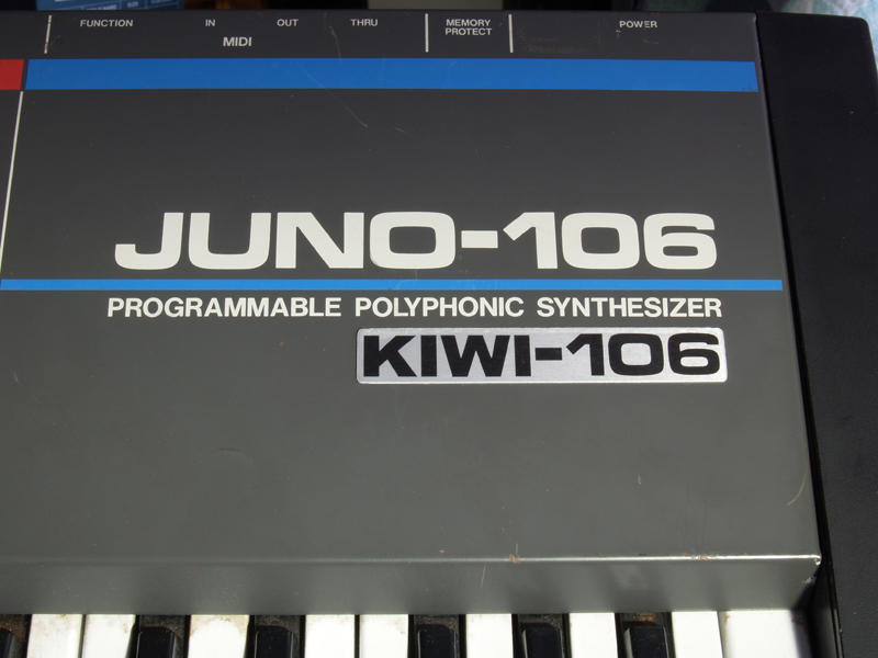 Kiwi-106 Upgrade for the Roland Juno-106